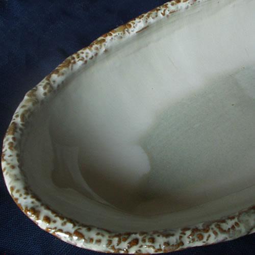 「シラス」を利用して陶芸用の釉薬をつくる