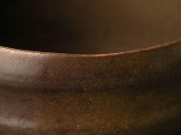【抹茶茶碗】土炎抹茶碗