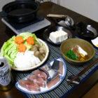 『春鍋』 【抹茶茶碗】料理とぐい呑みシリーズ(20)