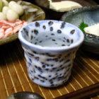 『豚バラのねぎま風鍋』 【 料理とぐい呑み(30)