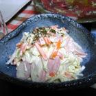 『キハダマグロのカルパッチョ』 【片口鉢】心の葉 料理で使う啓蔵作品 ご感想