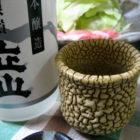 『キャベジン鍋・雑炊バージョン』 【ぐい呑み】紋跡 料理とぐい呑み(33)