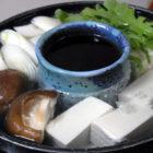 『湯豆腐』 料理とぐい呑み(60)