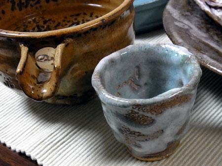 『めで鯛鍋 』 料理とぐい呑み(64)