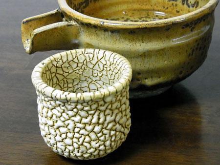 鰹と貝柱のすき鍋