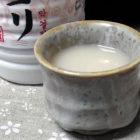 『定番キムチ鍋』 料理とぐい呑み(68)