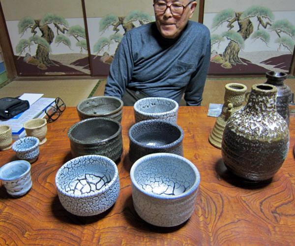 【啓蔵の近況】抹茶茶碗の新作