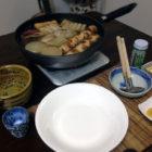 『フライパンおでん 』 料理とぐい呑み(78)