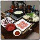 『ココロもカラダも温まる豆乳鍋』 料理とぐい呑み(86)