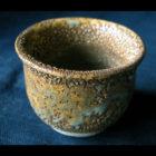 【ぐい呑み】枯水 陶器